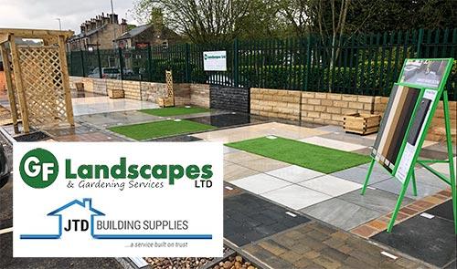 GF Landscapes at JTD Building Supplies