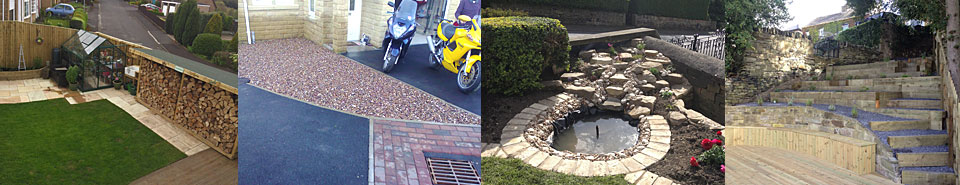GF Landscapes - Landscaping and Garden Design