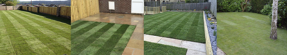 GF Landscapes - Turfing